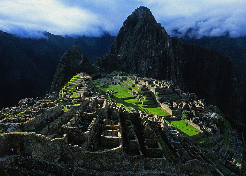 Viaje para uma das 7 Maravilhas do Mundo