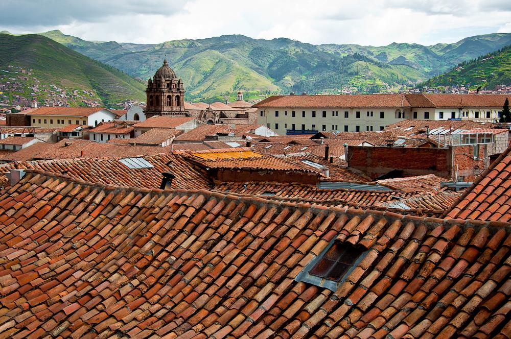 Cidade de Cusco, Peru
