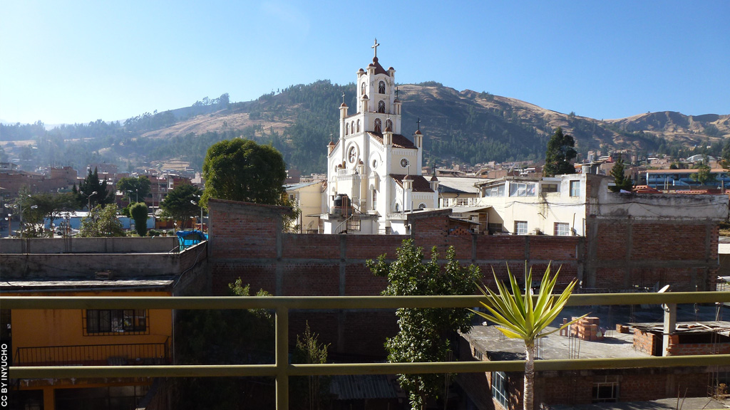 Catedral de Huaraz