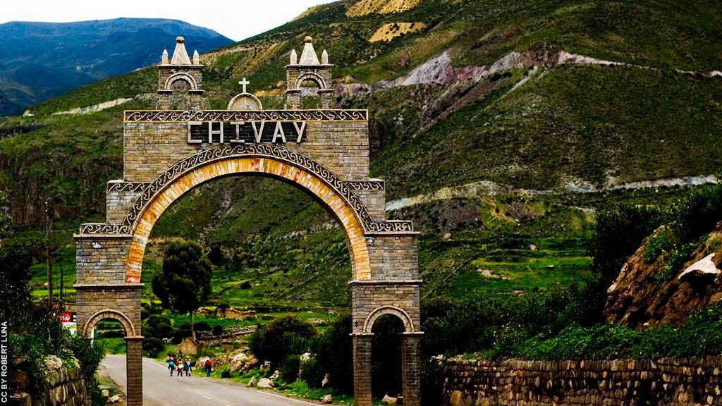 Chivay: um encantamento pela cultura Inca e suas maravilhas naturais.