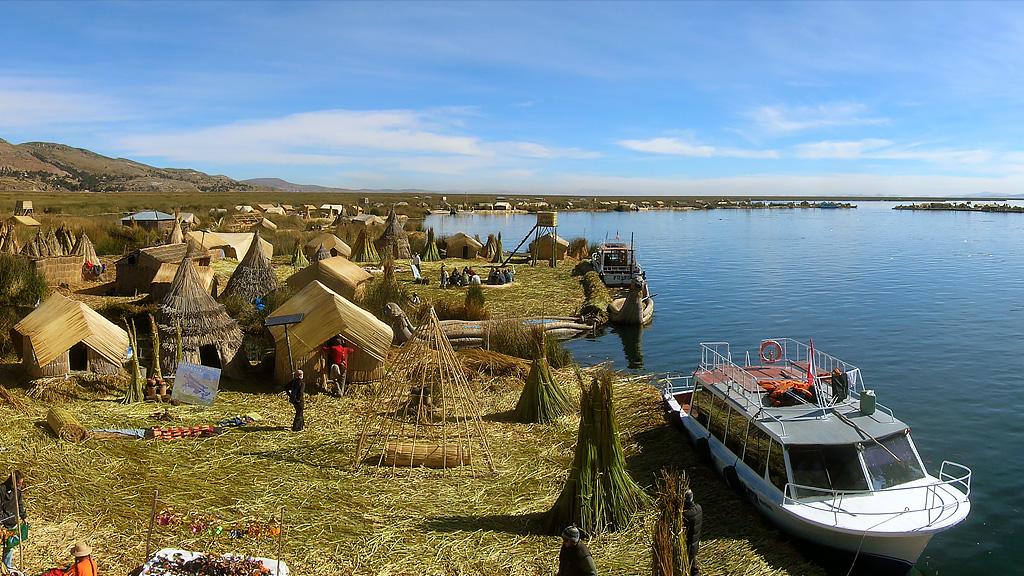Histórias e costumes milenares do Lago Titicaca