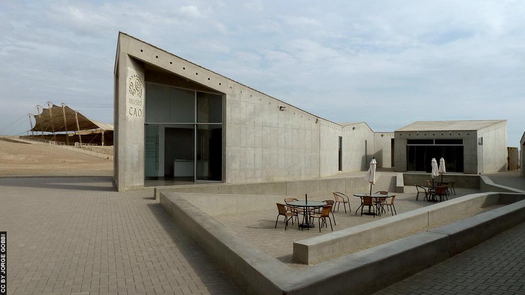 Peru_Trujillo_Museu de Cao