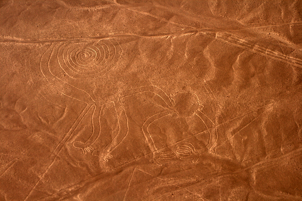 Ica e as famosas Linhas de Nazca