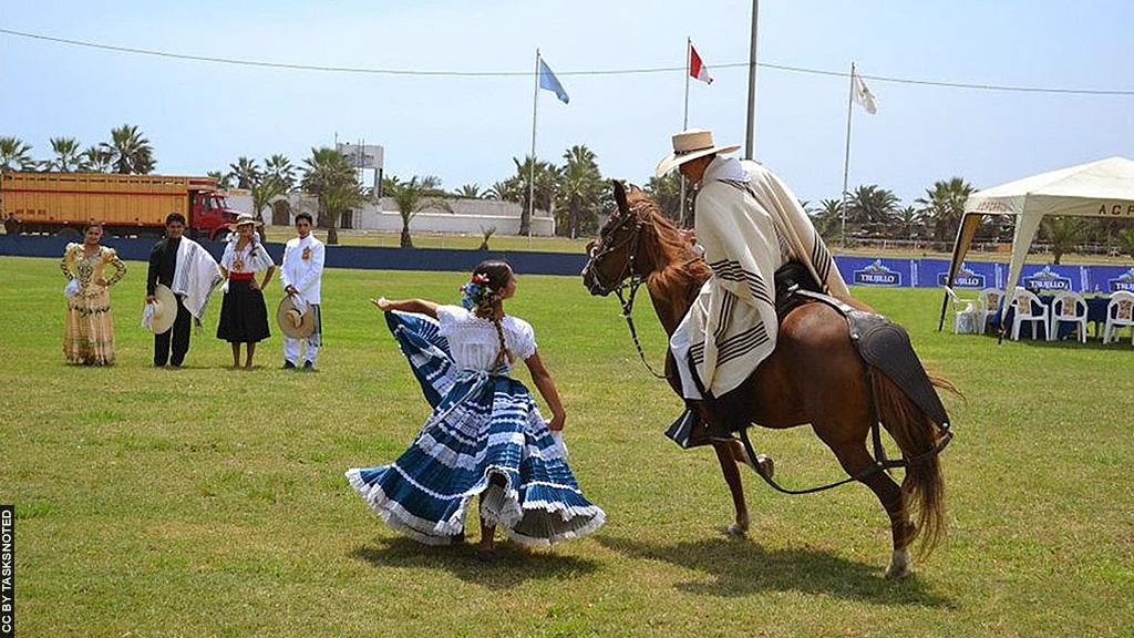 Trujillo – cidade bem marcada pela cultura peruana