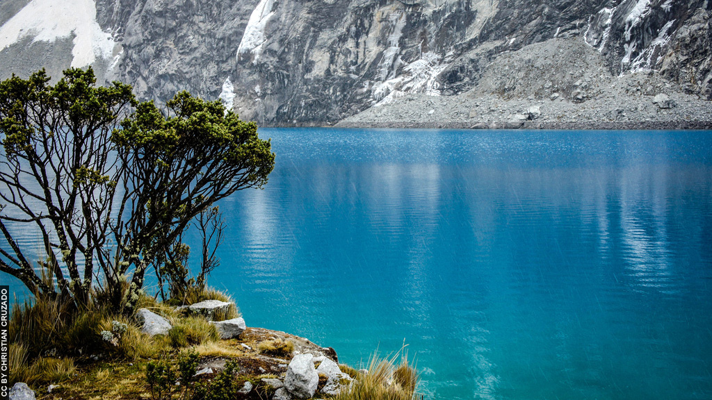 Contemplando as belezas glaciais e arqueológicas de Huaraz