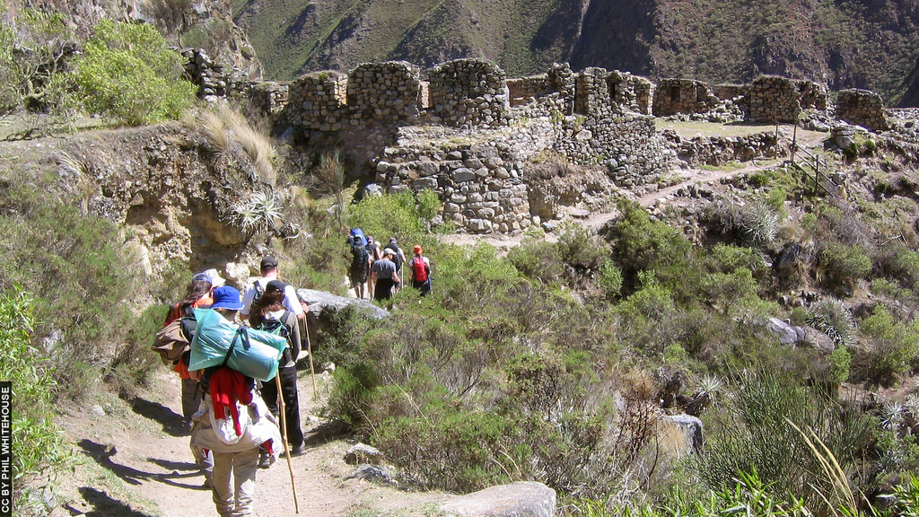 Blog Viagens Machu Picchu_Trilha Inca_Ruinas_Llactapata