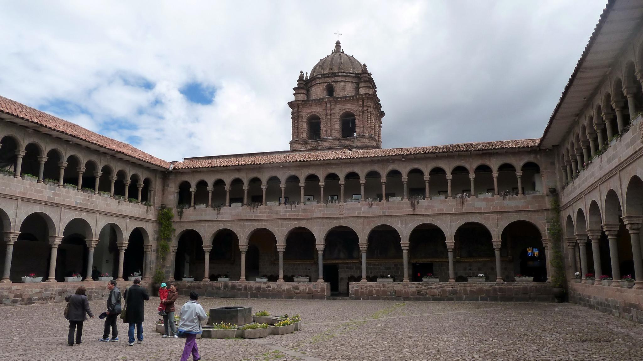 Blog Viagens Machu Picchu_Qorikancha_photoby_pululante_via_visualhunt
