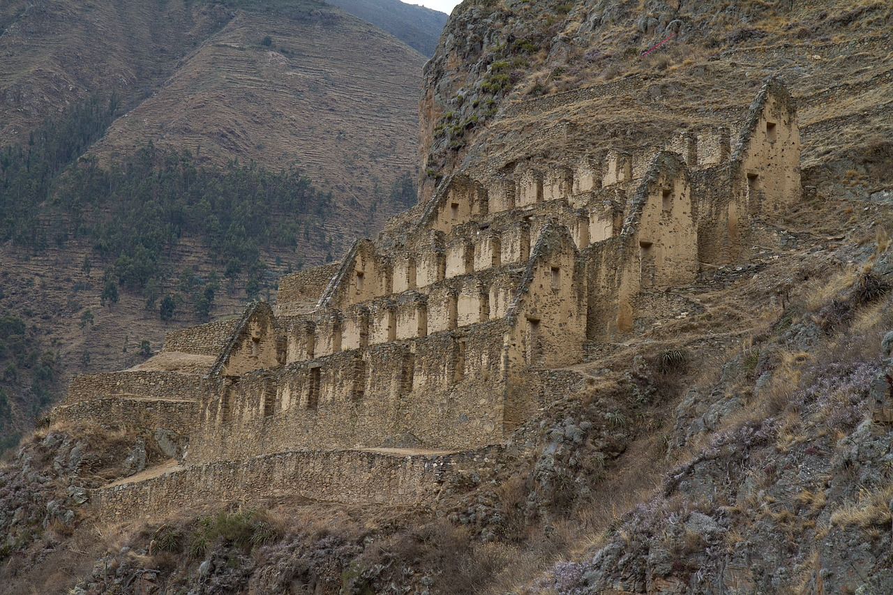 Blog Viagens Machu Picchu_Ollantaytambo