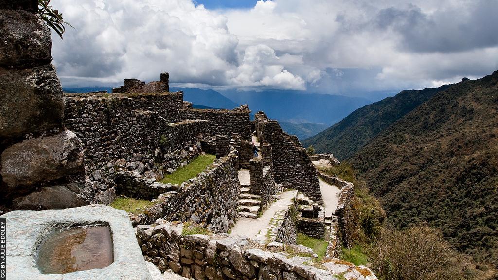 Trilha Inca: uma das 5 trilhas mais famosas do mundo.
