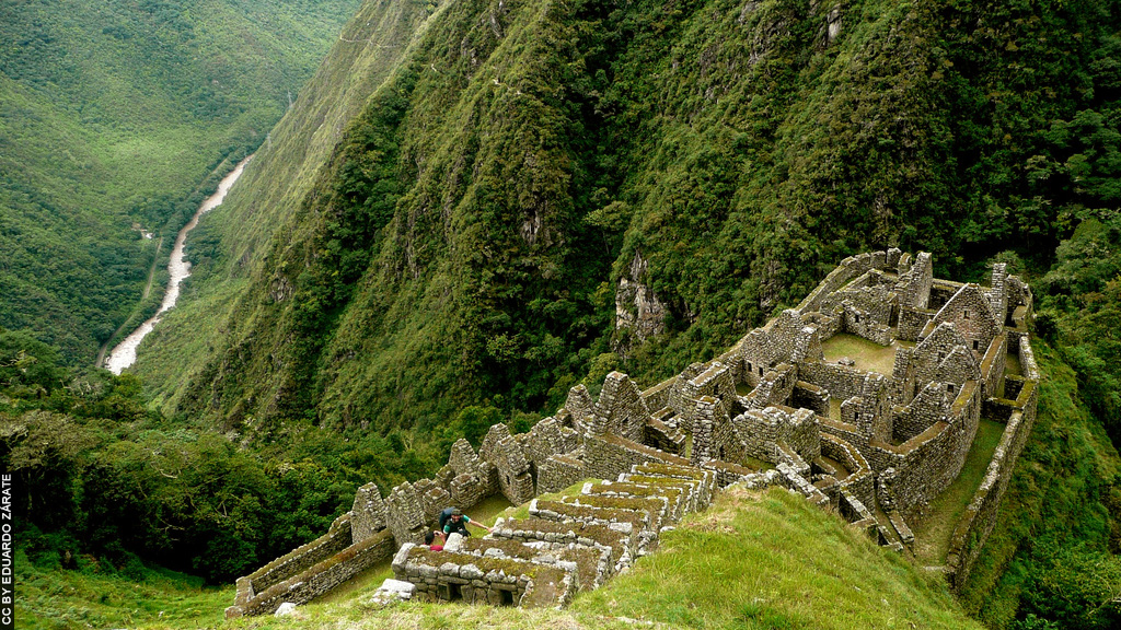Blog Viagens Machu Picchu | Wiñaywayna