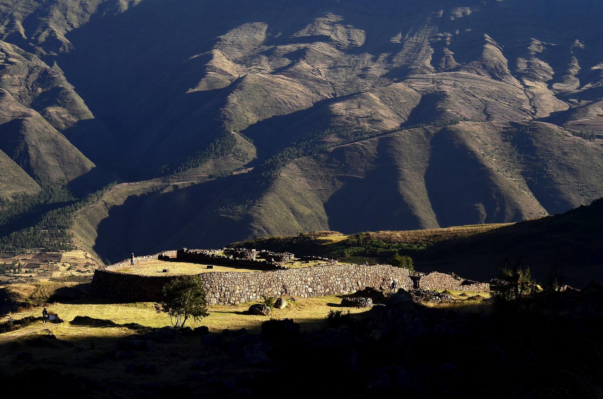 Blog Viagens Machu Picchu_montanhas_Peru