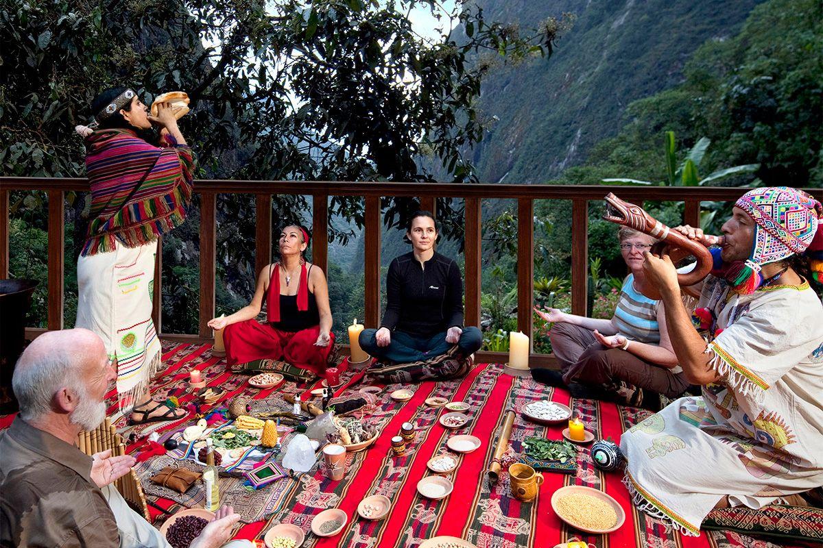 Viva uma experiência mística, totalmente transformadora, no Peru