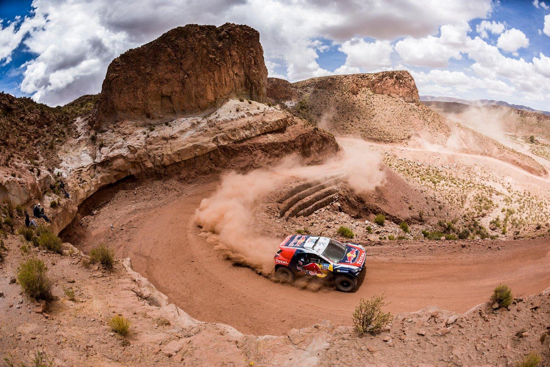Rally Dakar: no Peru sobre rodas