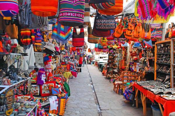 Mercado Artesanal de Pisac Cusco | Blog Viagens Machu Picchu