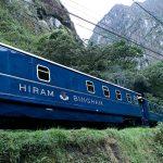 Hiram Bingham - um dos trens mais luxuosos do mundo